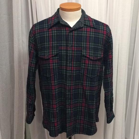 b3d6517c96 Vintage Pendleton Men s Pure Virgin Wool Flannel. M 5bdff2f63e0caa7349322a96
